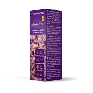 Supplements for corals